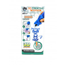 3D ручка Creative Drawing Pen
