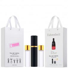 Набор с феромонами 3х15 Christian Dior Fahrenheit