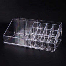 Акриловый органайзер для косметики Cosmetic Organizer, 22х12х8 см