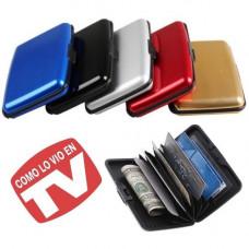 Бокс для кредитных карт Alluma Wallet (Security Credit Card Wallet)