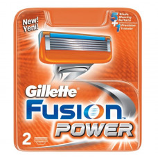 Мужские кассеты Gillette Fusion  Power (Реплика)