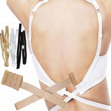 Бретели-удлинители для создания лифа с низкой спиной LOW BACK BRA STRAP