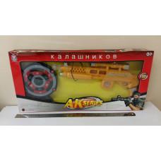 Детская игрушка Автомат Калашников электромеханическая Арт. АК-58А