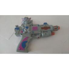Детский пистолет с музыкальным сопровождением Арт.2202