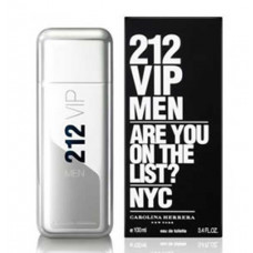 "Мужская туалетная вода ""212 VIP MEN"" CAROLINA HERRERA, 100ML, EDT"