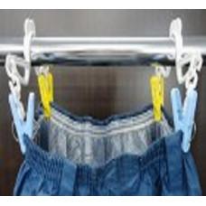 Вешалка для сушки брюк