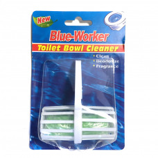 Гигиенический блок для унитаза Blue Worker, 1 шт