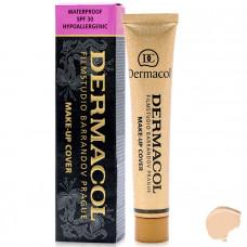 DERMACOL Тональный крем с высоким маскирующим свойством, 30 г