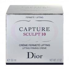 """Дневной антивозрастной крем для лица, Christian Dior """"Capture Sculpt 10"""", 50 ml"""