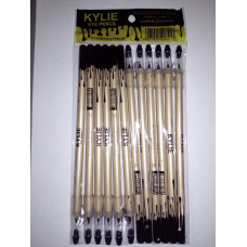 Карандаш для глаз и бровей Kylie Eye Pencil Black с точилкой