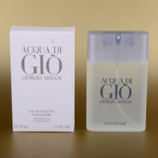 Мужской мини-парфюм Giorgio Armani Acqua di Gio  45 мл