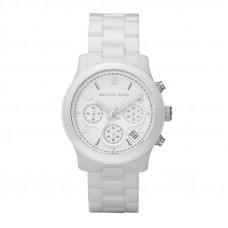 Женские часы Michael Kors MK5161 Ladies Runway White Watch