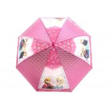 Детский виниловый зонтик с голографическими вставками