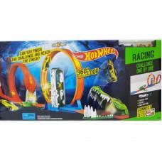 Большой игровой набор Атака крокодила и кобры HOT WHEELS, АРТ 6763