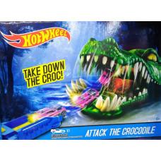 Игровой набор HOT WHEELS Take Down The Croc, арт. 2698