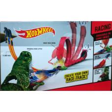 Гоночный трек Hot Wheels Crocodile PK Giant Snake, арт. 5777