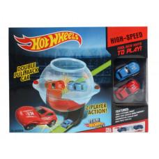 Игровой набор трек-сфера HOT WHEELS Double Pull Back Car, арт.HW220