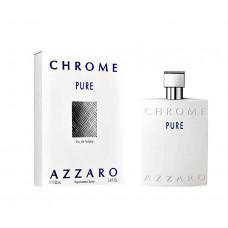 Мужская туалетная вода  Azzaro Chrome Pure 100 мл