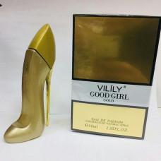 Арабские духи Vilily Collection Good Girl Gold, 30 ml