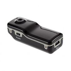 Мини-видеокамера/диктофон на прищепке MINI DV WORLD SMALLEST VOICE RECORDER