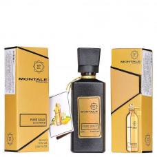 Мини парфюм  MONTALE PURE GOLD, 60 мл