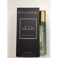 Мини - парфюм  BVLGARI MAN IN BLACK ,20ml