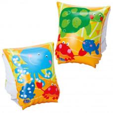 Детские надувные нарукавники для плавания INTEX
