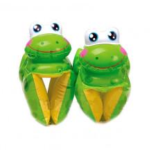 Детские нарукавники для плавания Лягушата, 28х19 см
