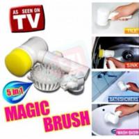 Электрическая щетка для уборки Magic Bruch 5 in 1