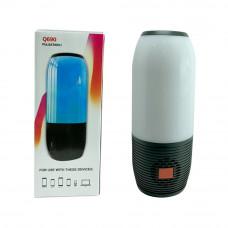Портативная колонка Bluetooth Q690 LED (PULSE 3)