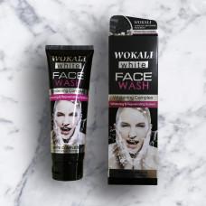 Гель для умывания WOKALI Face Wash White 130 ml